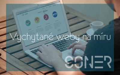 Soner – weby, grafika